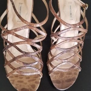 Max Studio strap Sandals